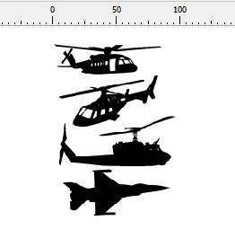 aircraft helicopters army navy airforce 100 x 150 min buy 3
